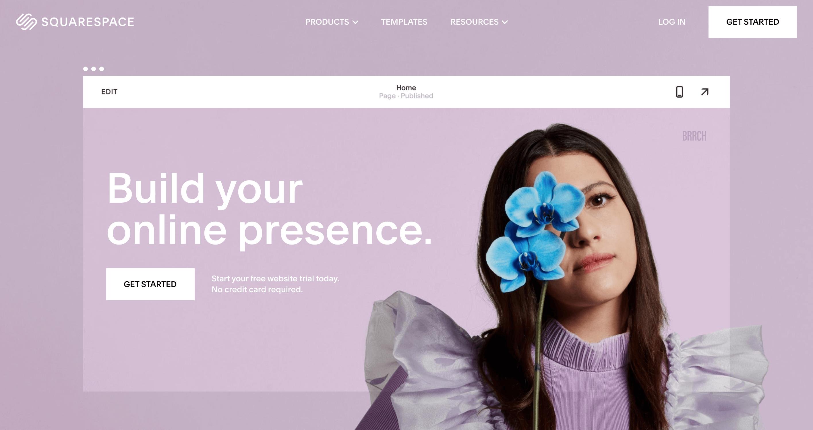 Squarespace paid ecommerce platform