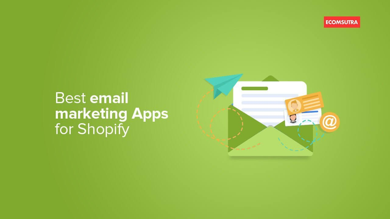 Best email marketing apps for shopify