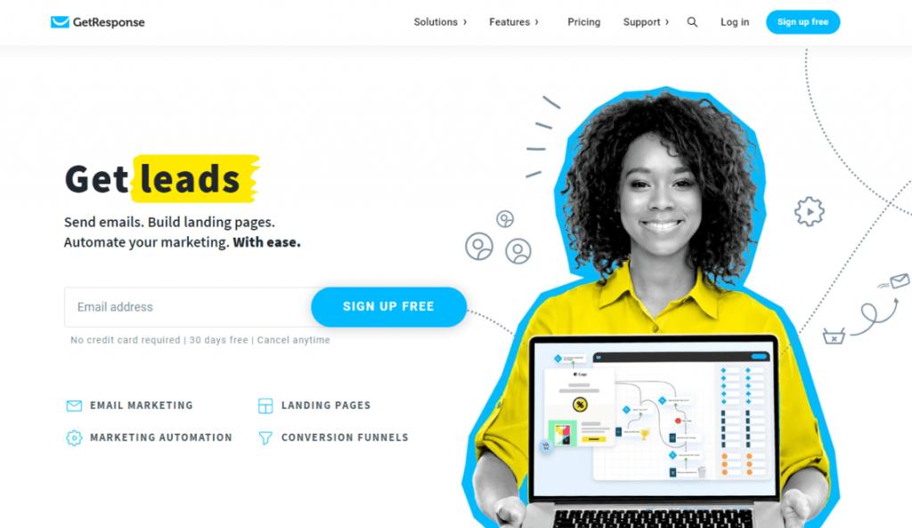 GetResponse-ecommerce-email-marketing-software