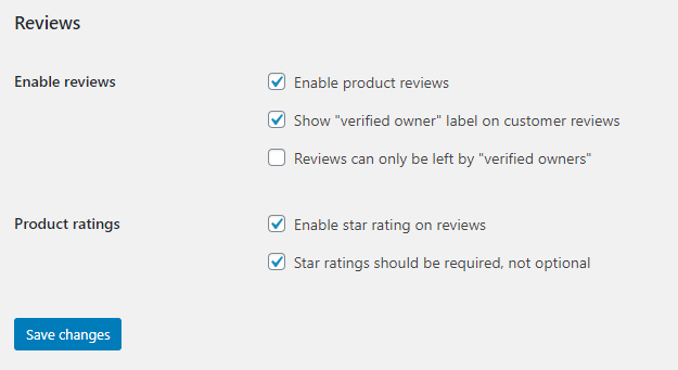 Enable Woocommerce product reviews