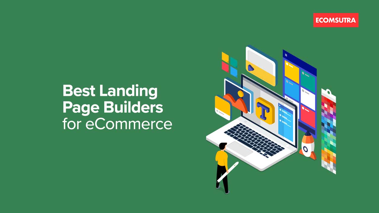 Best landing page builders for eCommerce