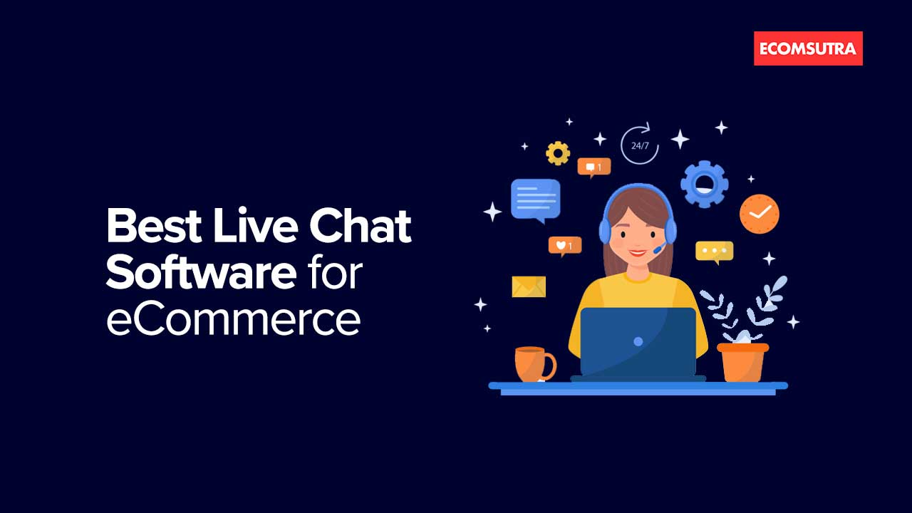 Best live chat software for eCommerce