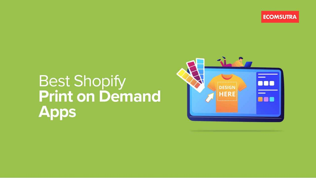 Best print on demand Shopify Apps
