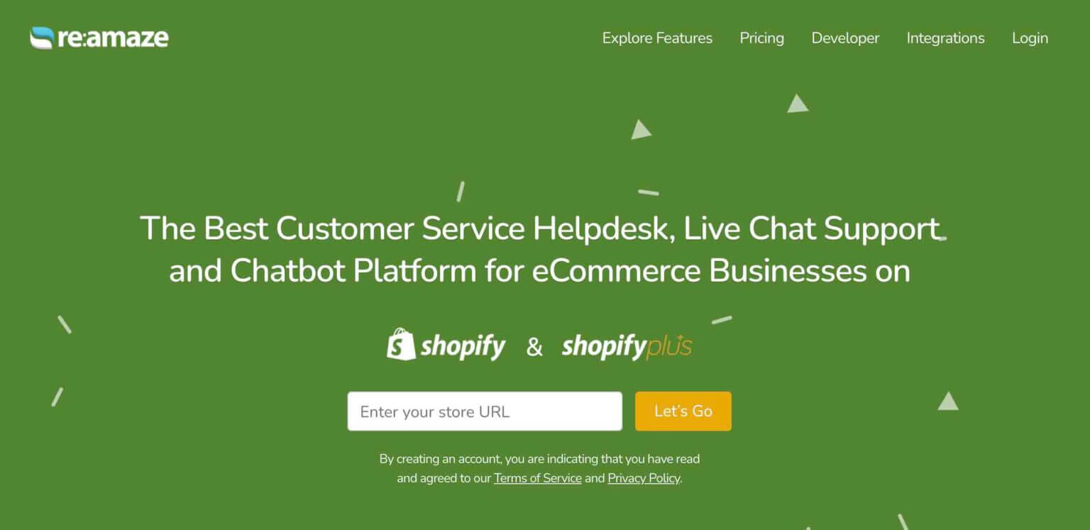 Reamaze Shopify Customer Support App