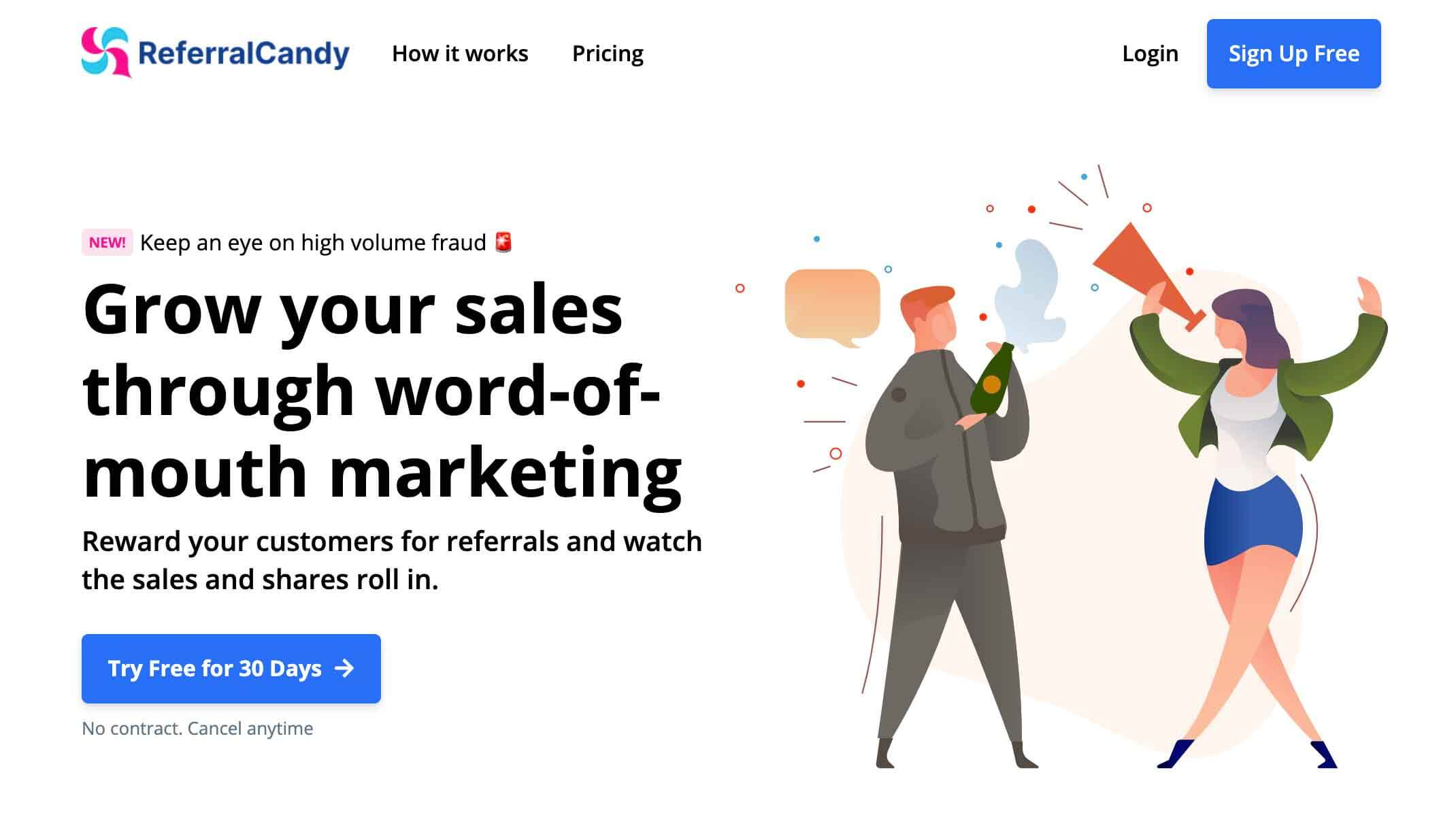 ReferralCandy - referral marketing software for eCommerce