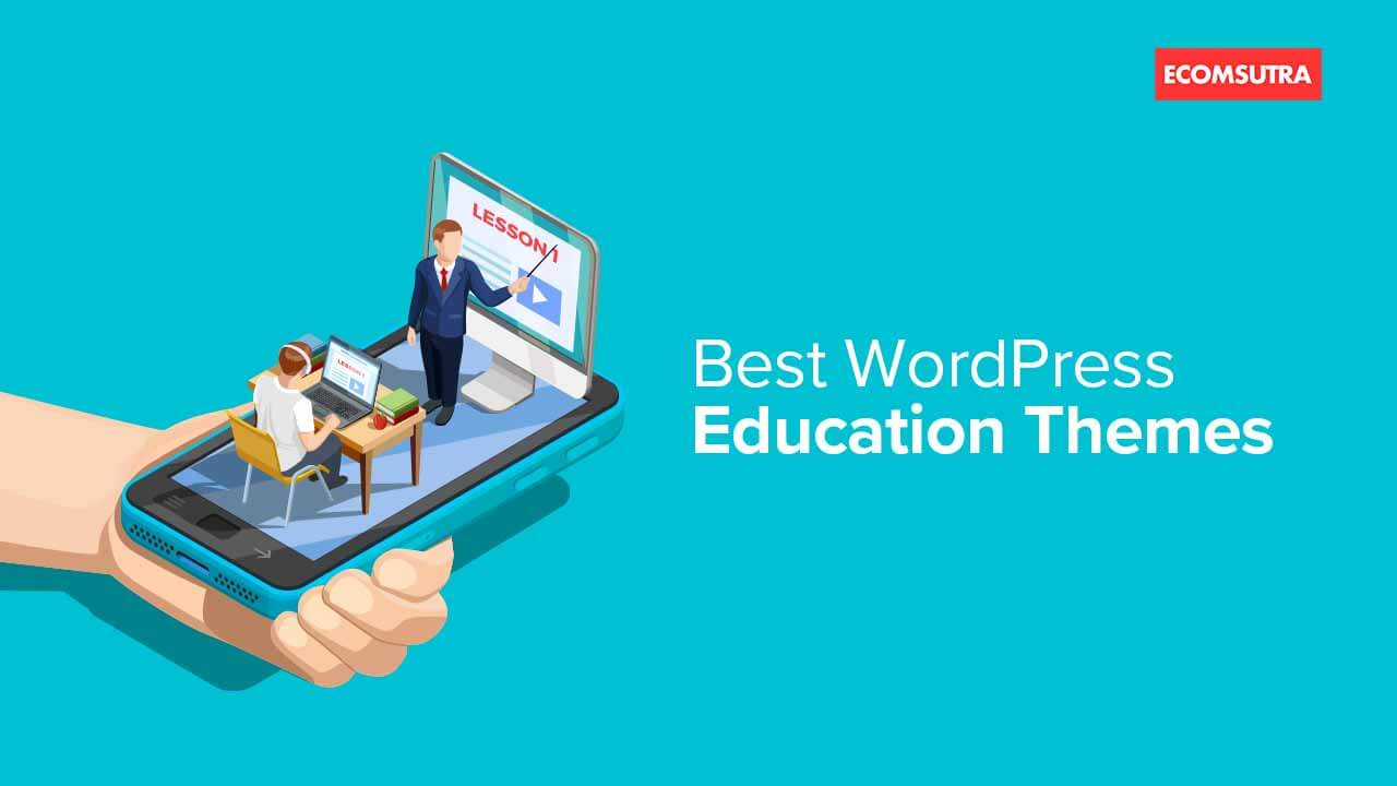 Best WordPress education themes to sell online courses