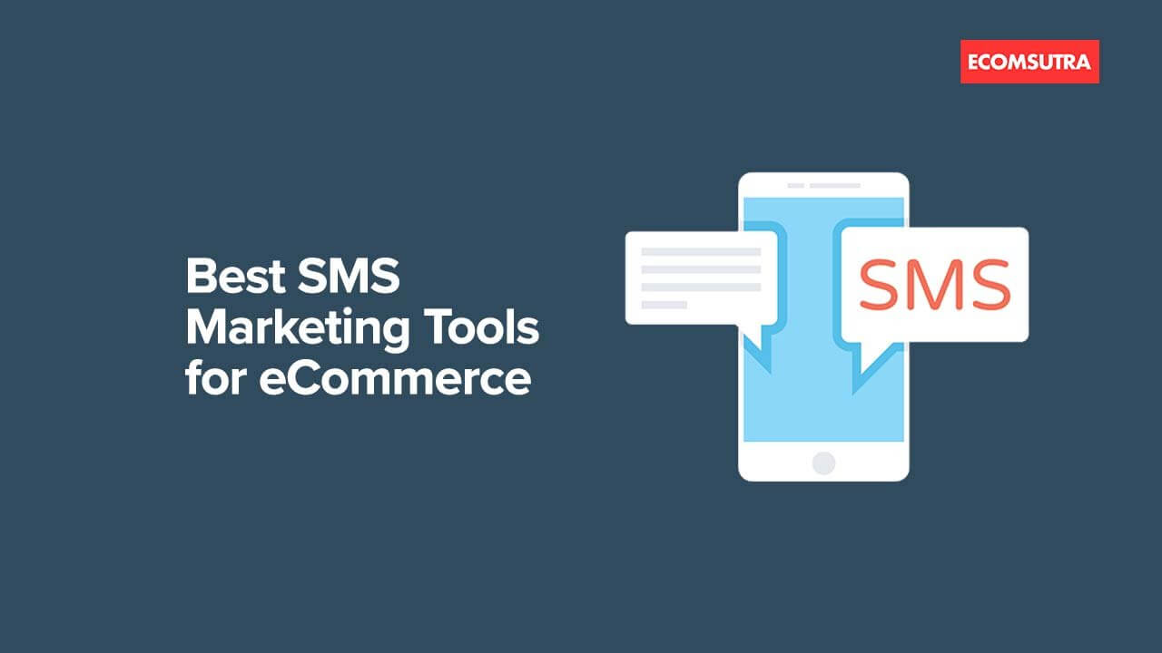 Best SMS Marketing Tools for eCommerce sites