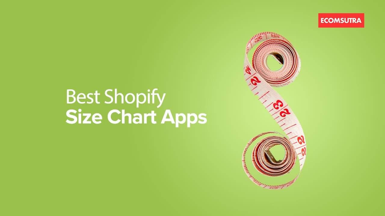 Best Shopify Size Chart Apps