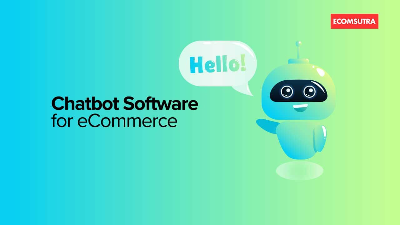 Best chatbot software for eCommerce sites