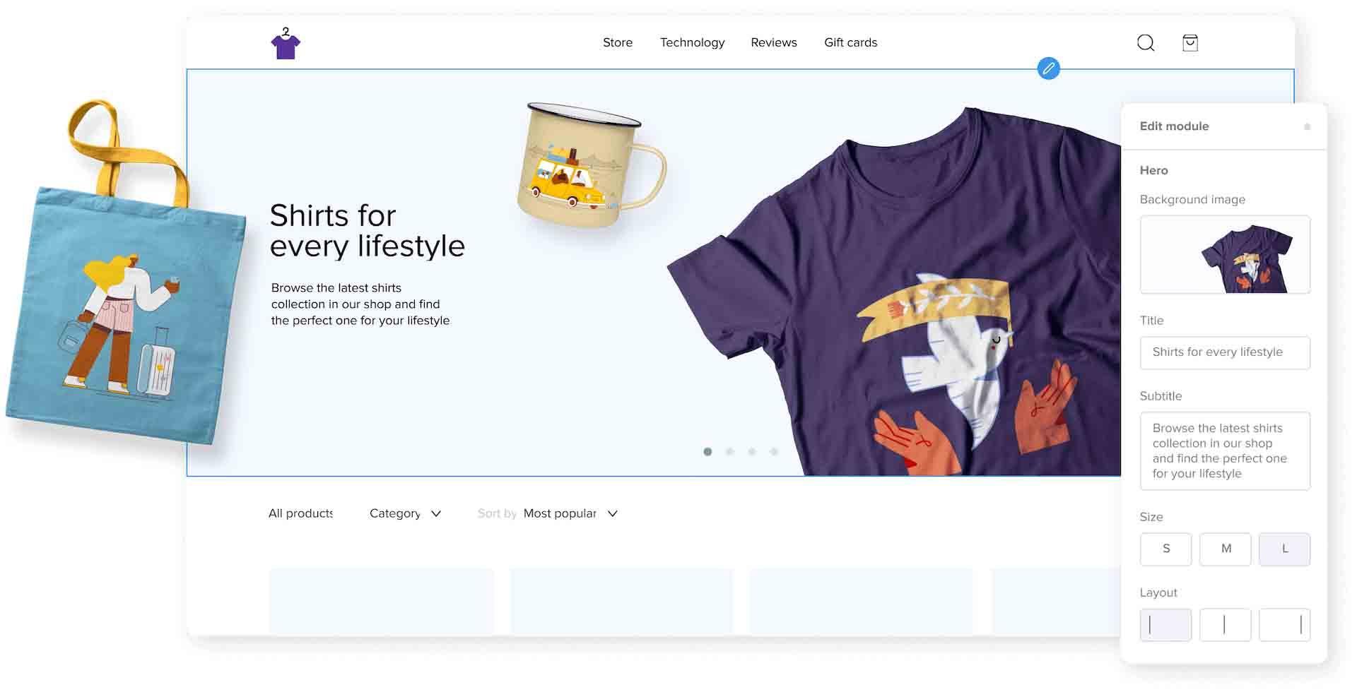 Sellfy - Shopify Alternative