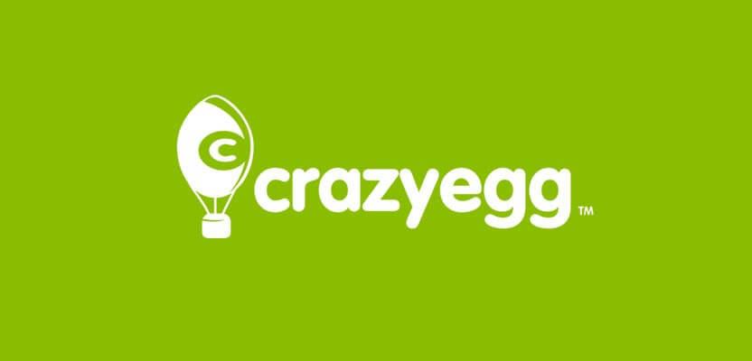 Crazyegg heatmap tool