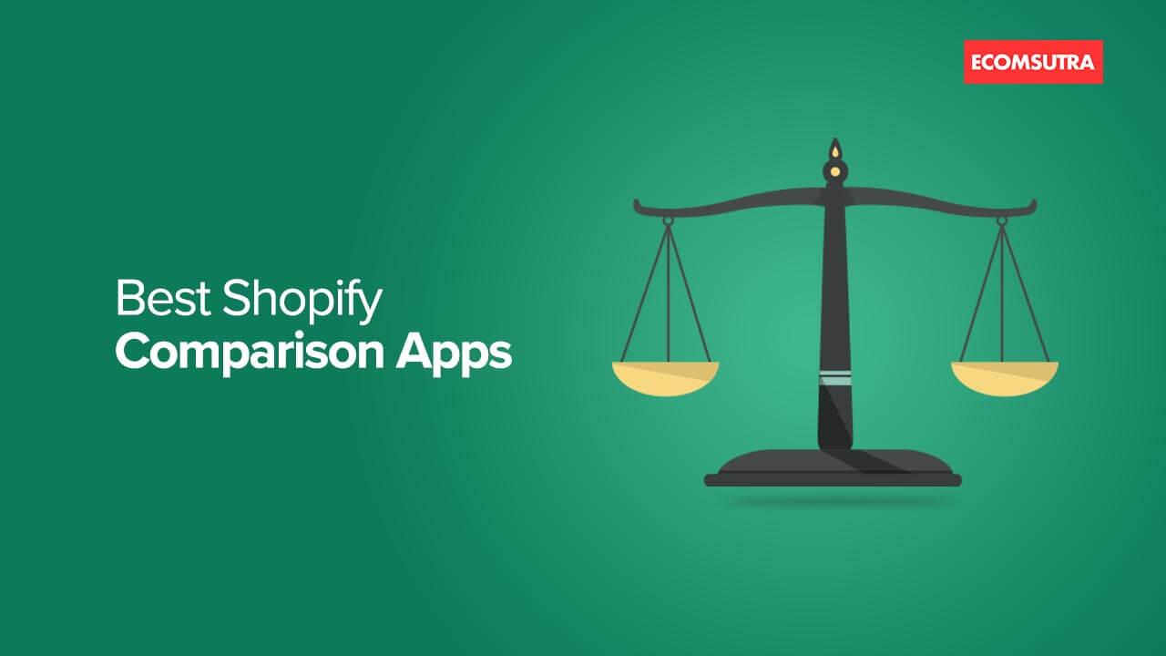 Best Shopify Comparison Apps