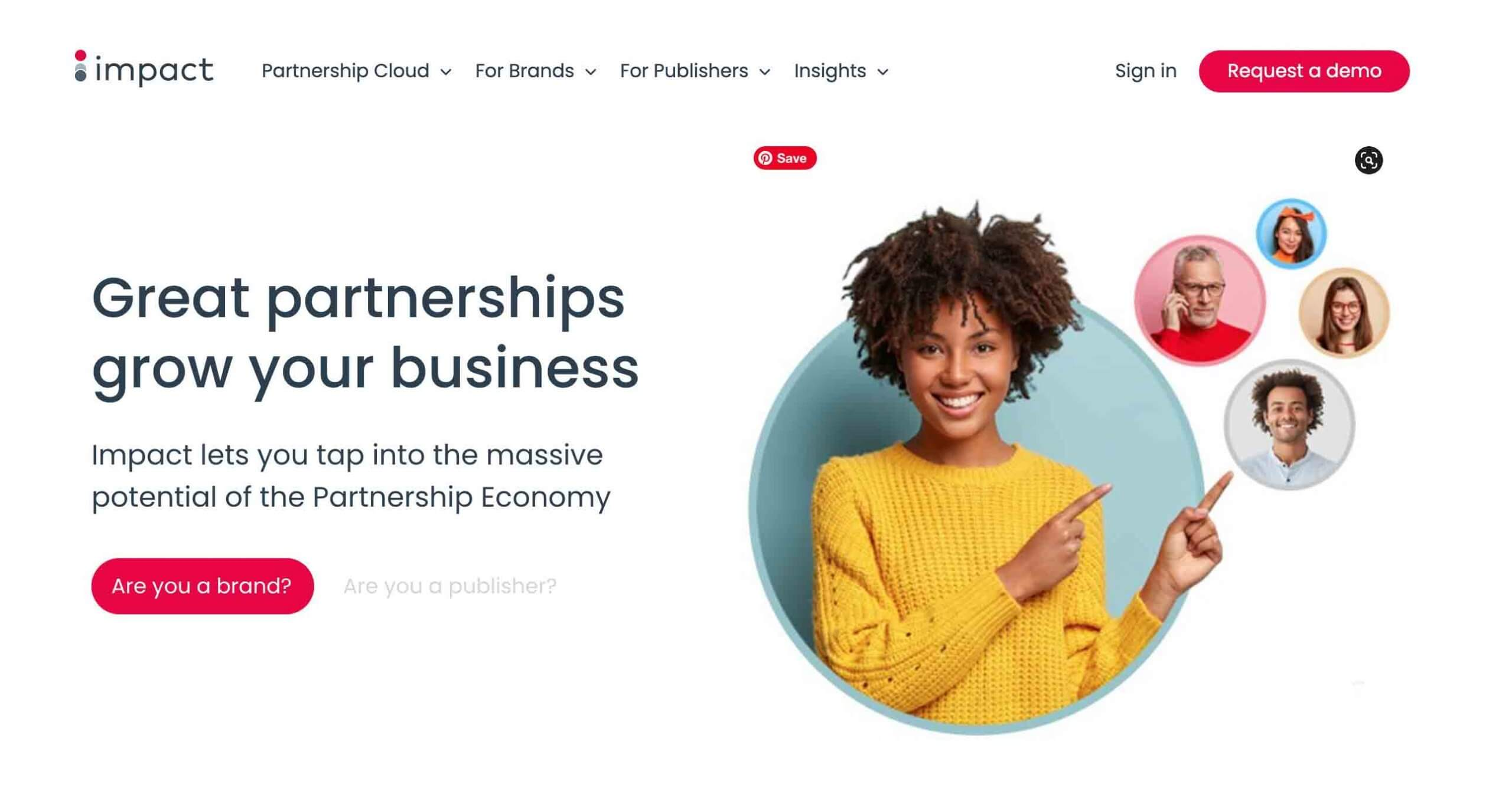 Impact - Largest Ecommerce Affiliate Network
