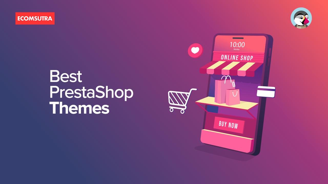 Best PrestaShop Themes & Templates