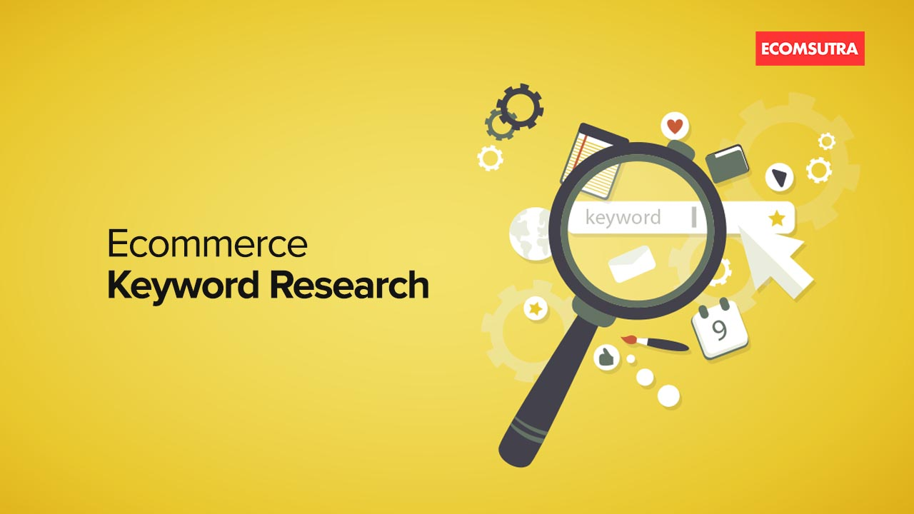 Keyword research for eCommerce